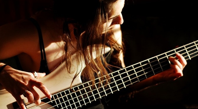 deviantart | bad girls with guitars